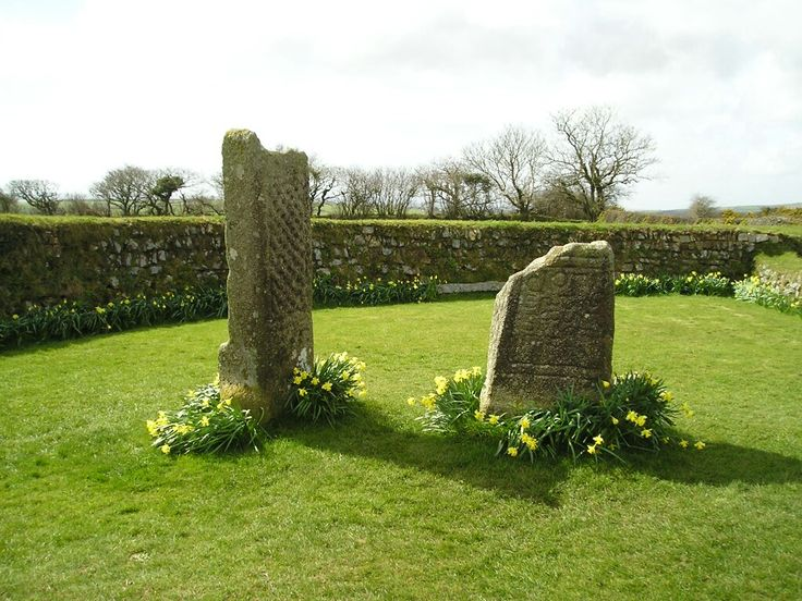King Doniert's Stone, Bodmin Moor.