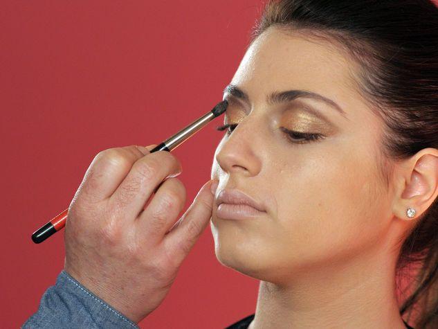 make up sera ombretto marrone