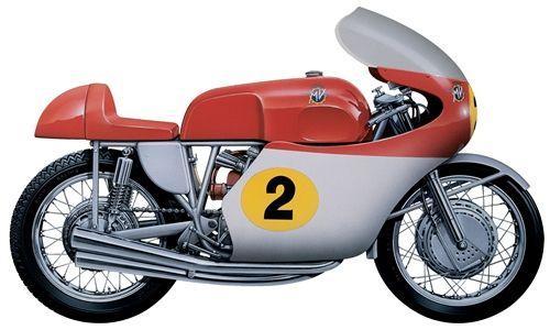 Italeri 4630 MV Agusta 1964