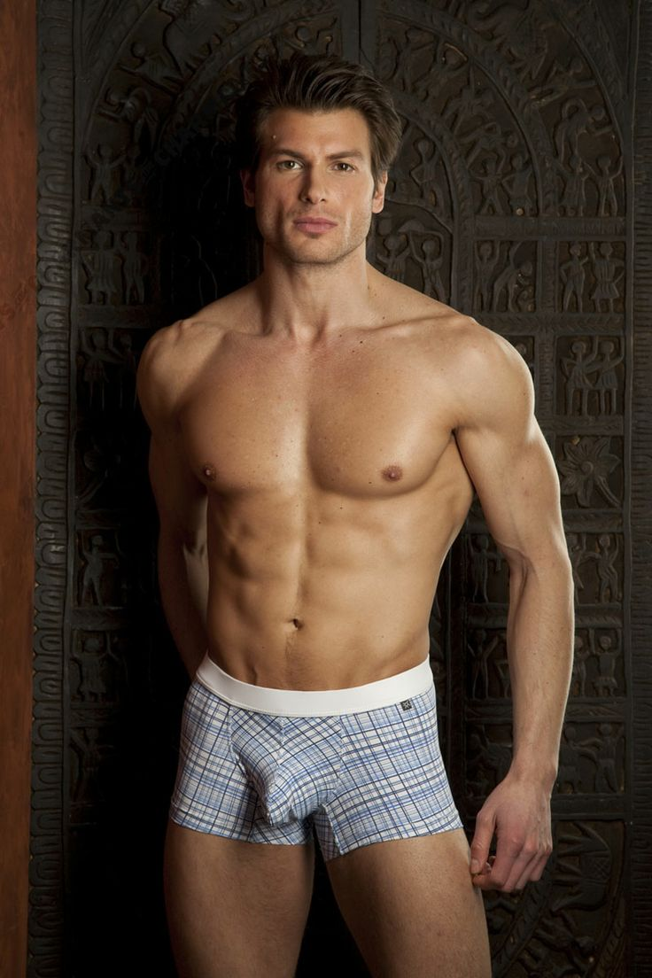 Hot Male Underwear Models