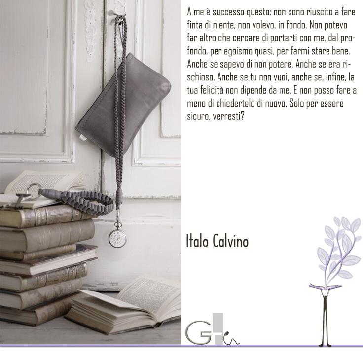 #citazioni: Italo Calvino | #book #reading #quote | @G a i a T e l e s c a | GAIA TELESCA | bellissima!!!