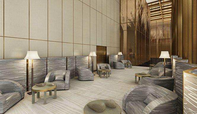ARMANI / CASA|アルマーニ / カーザ「The art of living by Giorgio Armani」Harbaa Towers Tel Aviv(テル・アビブ:ハバータワーズ)