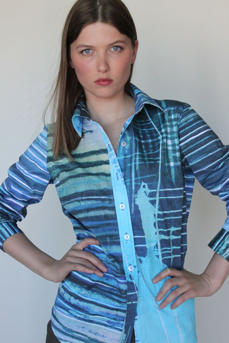 Something Different! AMABILE's Perfect Shirt!