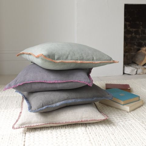 Gorgeous Linen Cushions | Needful | Loaf