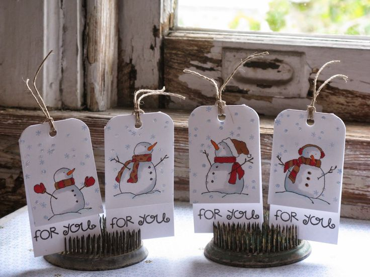 In My Creative Opinion: 25 Days of Christmas Tags - Day 24