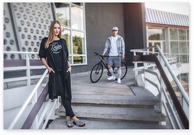 IRIEDAILY Spring Summer 2016 Collection Lookbook - MY CITY, MY RULES! IRIEDAILY Spring Summer 2016 Collection Lookbook - My city my rules! -out now!