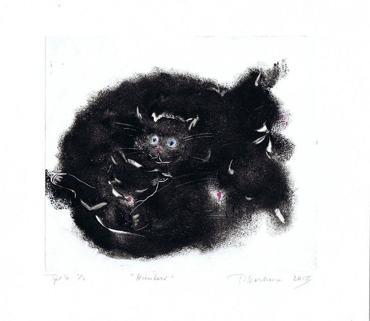 Kissakerä, Tuulikki Korhonen
