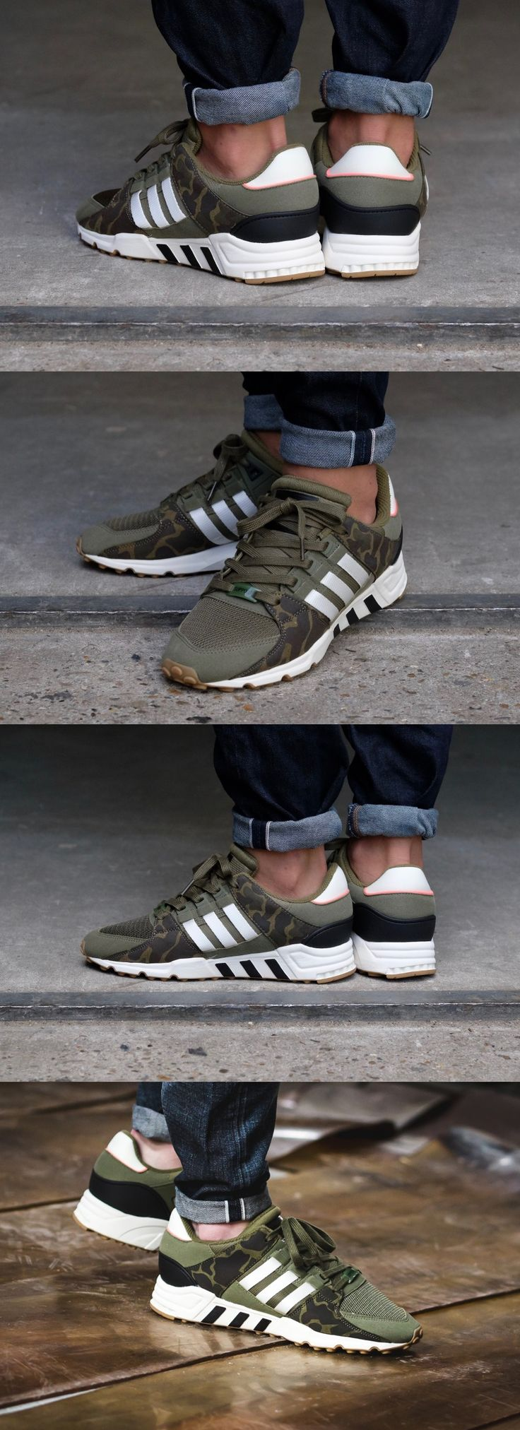 #Adidas #Equipment #Support 93 RF #Camo