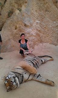 Tiger Temple, Thailand