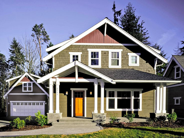 81 best Modern Craftsman Plans images on Pinterest