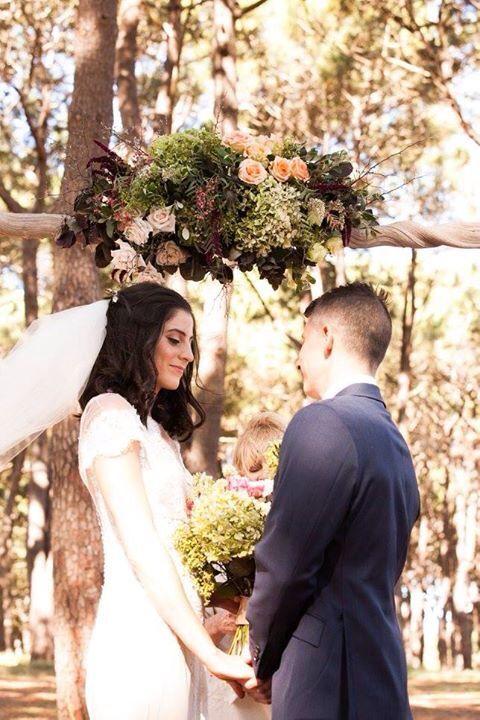Wedding arbour by Florosaria-Florosaria.flowers@gmail.com