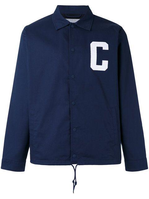 CARHARTT letter shirt jacket. #carhartt #cloth #jacket