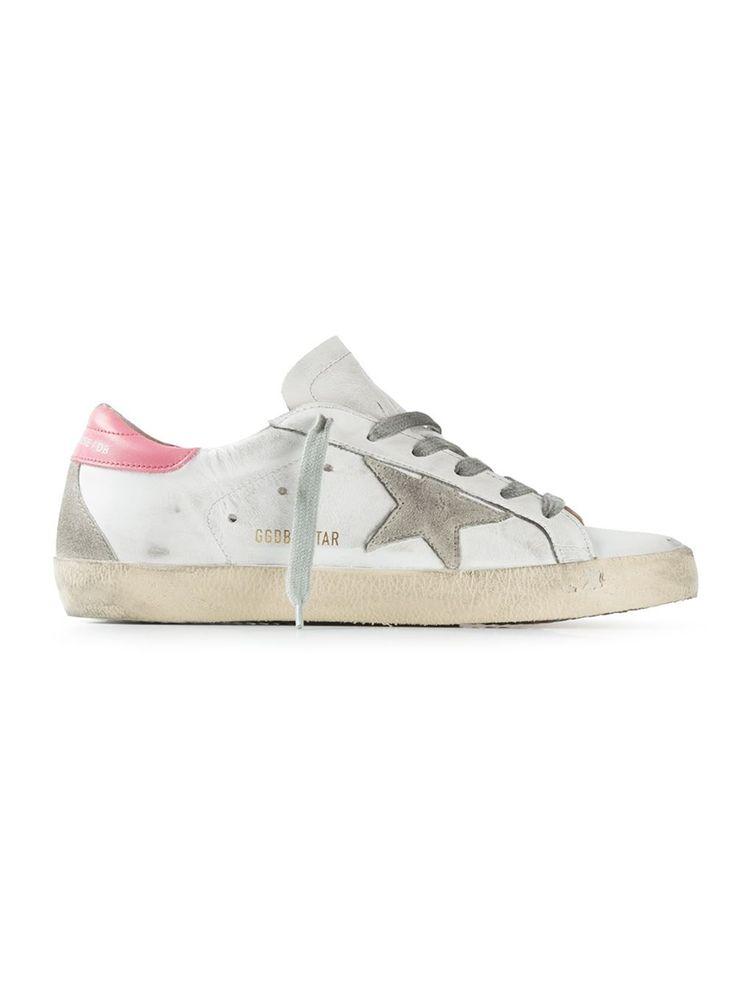 #goldengoosedeluxebrand #ggdb #sneakers #pink #white #star www.jofre.eu
