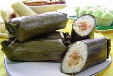 Resep Membuat Arem-arem Isi Daging Ayam Enak http://dapursaja.blogspot.com/2014/03/resep-membuat-arem-arem-isi-daging-ayam.html