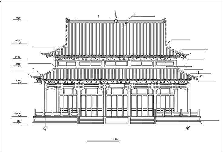 Chinese Architecture CAD Drawings(Grand Hall of Chinese Temple) The .DWG files are compatible back to AutoCAD 2000. These CAD drawings are available to purchase and download immediately!Spend more time designing, and less time drawing!We are dedicated to be the best CAD resource for architects,interior designer and landscape designers. Q: HOW WILL I RECIEVE THE CAD BLOCKS & DRAWINGS ONCE I PURCHASE THEM? A: THE DRAWINGS ARE DOWNLOADED AFTER YOUR PAYMENT IS CONFIRMED. YOU WILL ALSO ...