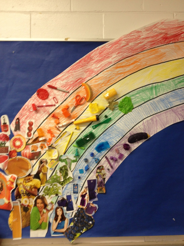 1000 Images About Rainbow Classroom Theme On Pinterest
