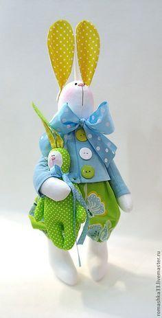Игрушки животные, ручной работы. Ярмарка Мастеров - ручная работа Мистер Апрель 2013. Handmade.