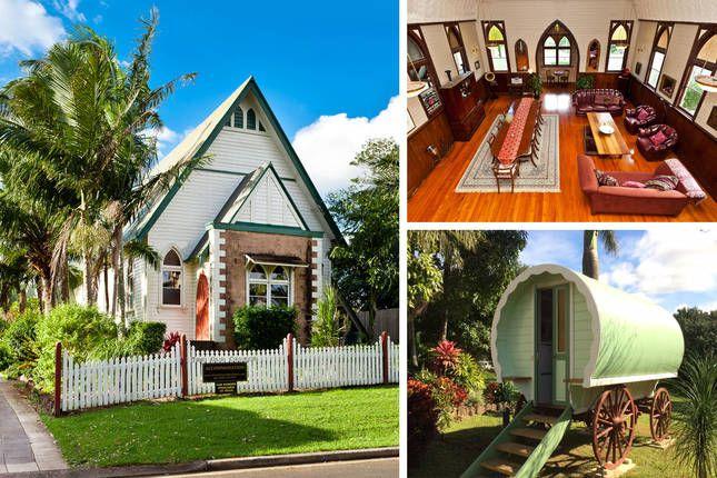 The Old Church Byron Bay, a Byron Bay Hinterland House   Stayz
