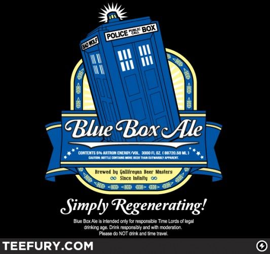 Dr Who Ale