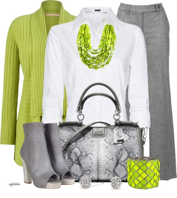 17 Best ideas about Lime Green Outfits on Pinterest ...