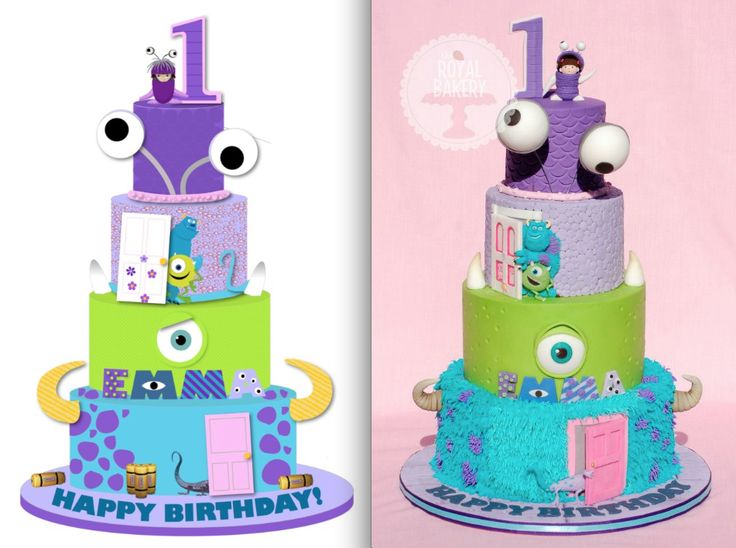 monster inc party - Buscar con Google