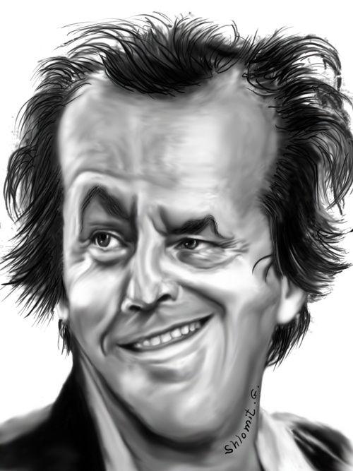 Jack Nicholson - 1e087e6d0cd9eafcf4f17bb64eea198f.jpg (500×667)