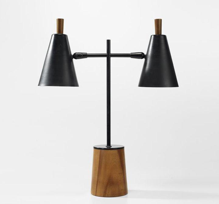 Paul-McCobb, Table Lamp by Northcraft Lighting, Model 2014, c. 1952