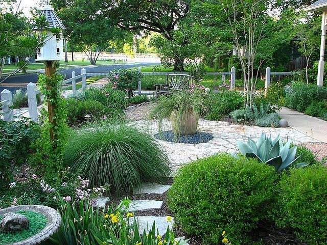Front Garden Ideas No Grass 31 best no grass landscape images on pinterest | landscaping