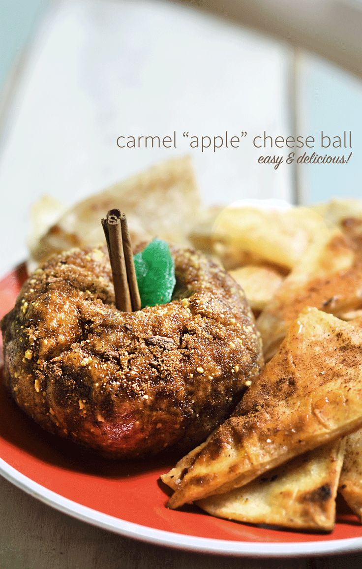 An Apple Shaped Sweet Ball Is Easy To Put Together And A Sweet Addition To  Your
