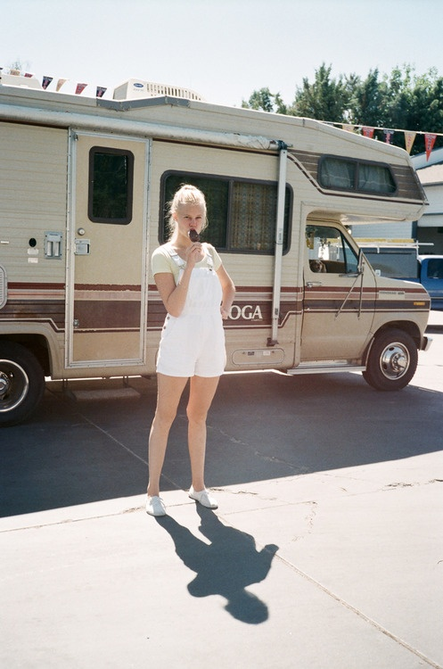 A still from 'Made in USA', a documentary project created in association with American Apparel.