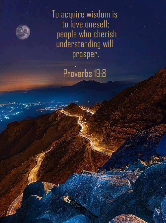 Proverbs 19:8 nlt | Bible Scripture Pictures | Proverbs 19