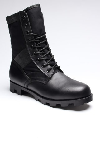 Rothco G.I. Style Jungle Boot keys: #footwear #shoes #for #men #shoe #mens #boots #winter