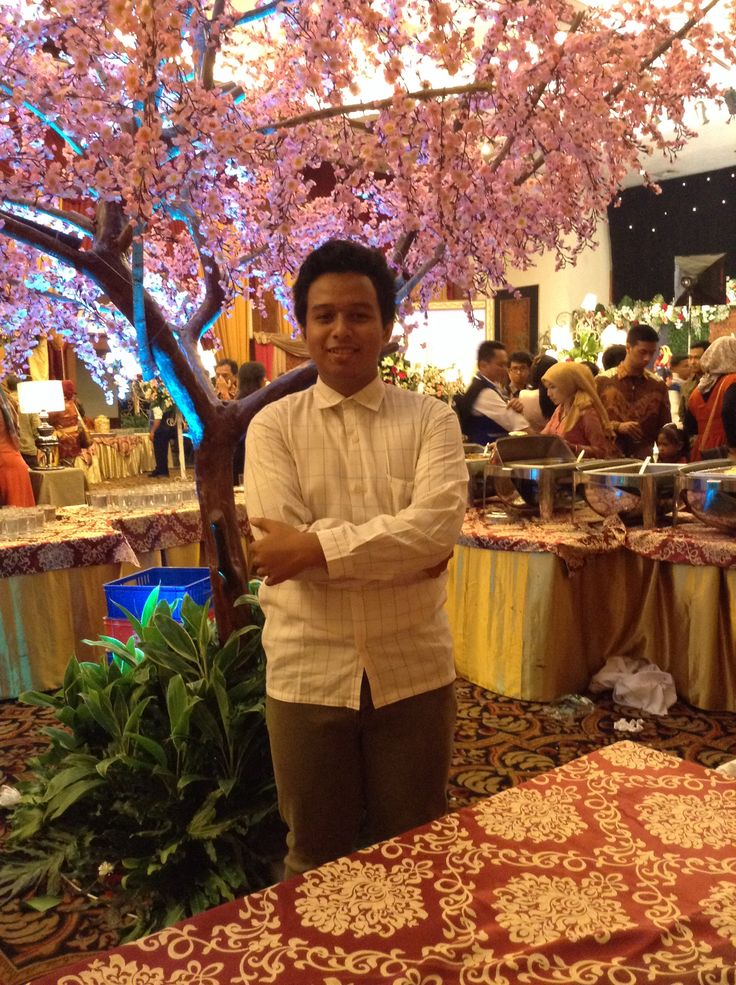 Oct 19th, 2013. At Patra Jaya to attend a Wedding Party