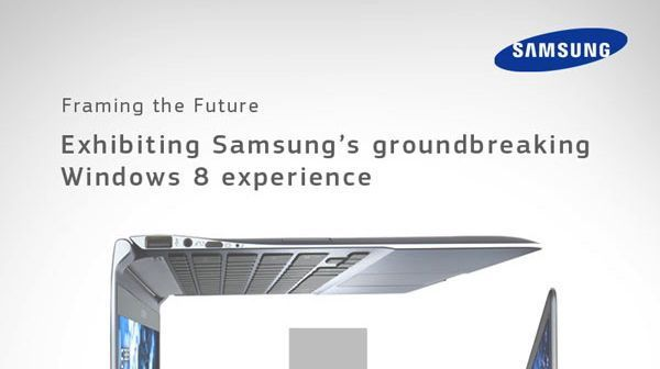 Samsung setting stage for Windows 8 at Oct. 15 event | Get ready for a 'groundbreaking' W8 experience in NYC. Buying advice from the leading technology site