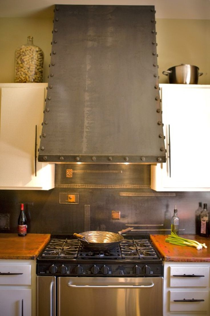 copper kitchen hoods custom copper kitchen hood design