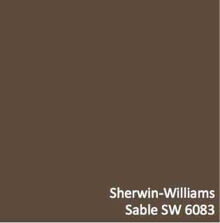 Sherwin Williams Sable Sw 6083 Hgtv Home By Sherwin