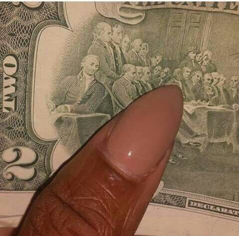 This picture is why they stopped producing the $2 bill....do your research…