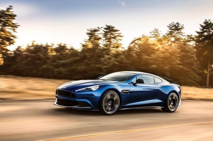 2016 Aston Martin Vanquish S.
