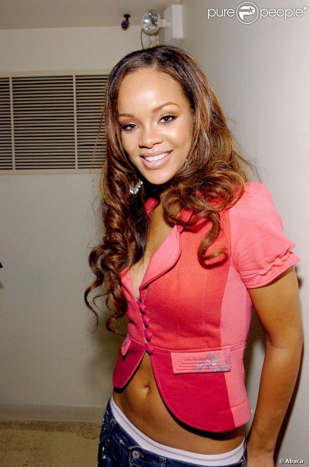 Rihanna's Fashion Diary 2005
