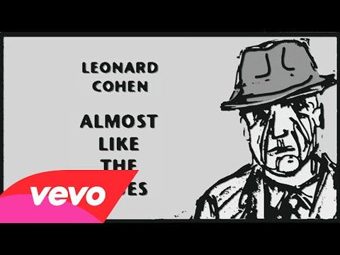 Listen to a New Leonard Cohen Song, and Rejoice