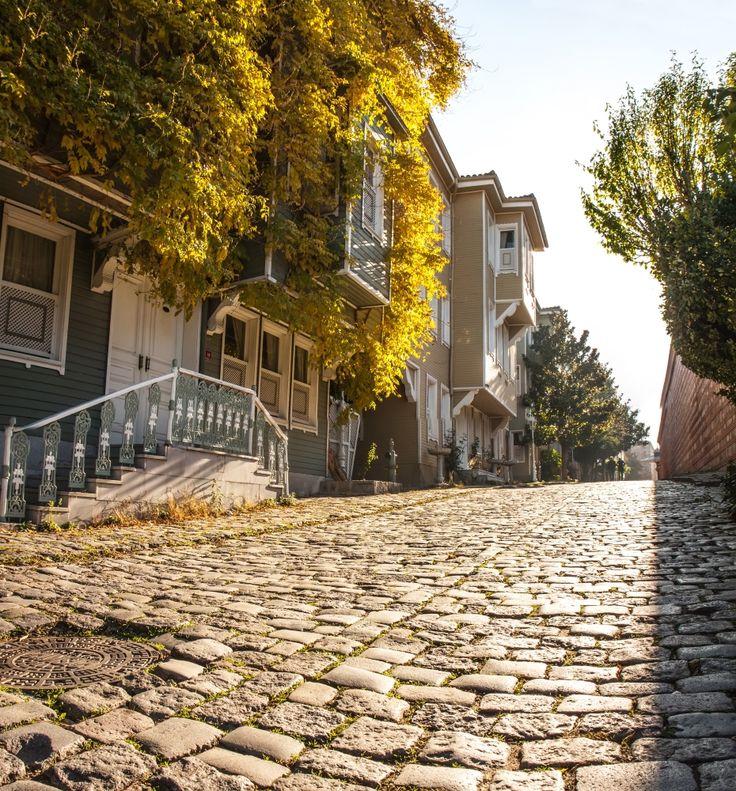 Sultanahmet District, Istanbul, Turkey