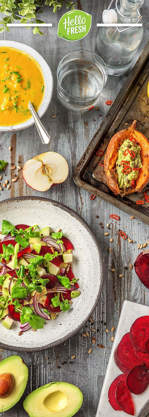 Need to restart after the festive period? Get back into a healthy routine with HelloFresh! ➜ Use code HELLOPIN40 at checkout to get £20 off both your first and second box! End date: 03/30