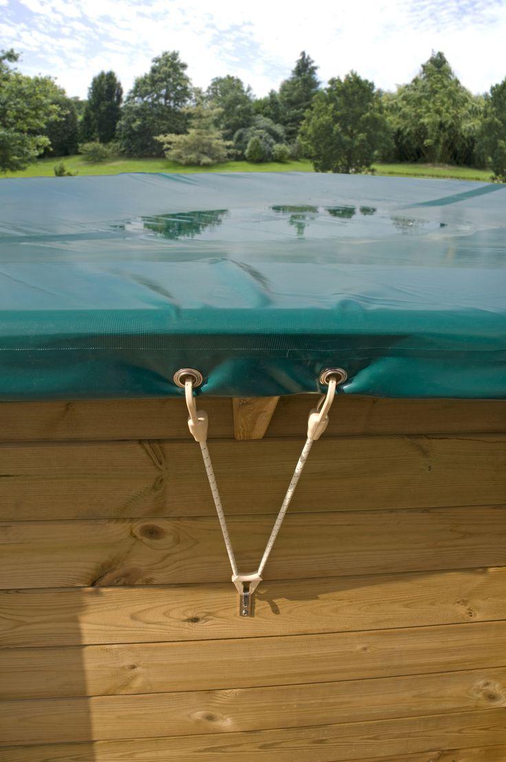 Zwembad afdekkingen (Cover Swimmingpool)