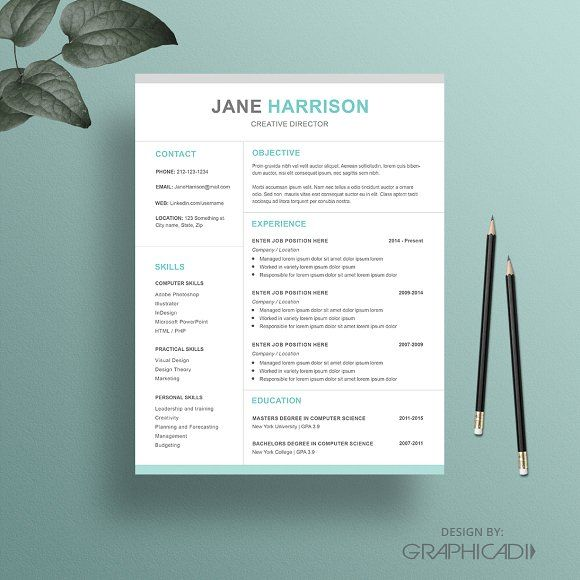 17 best Professional Manager Resume Templates images on Pinterest - professional medical resume template