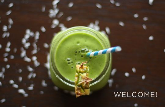 About Us - Simple Green Smoothies