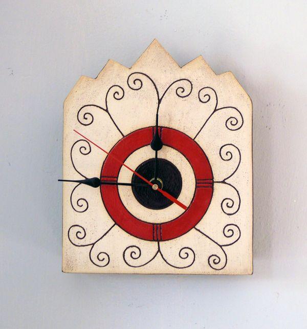 Clock spirals