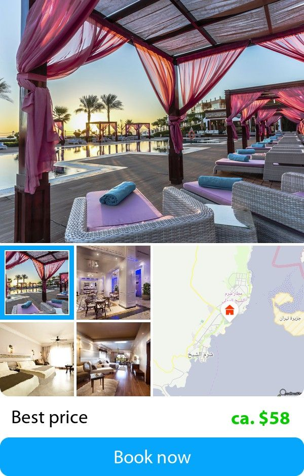 SUNRISE Grand Select Arabian Beach Resort (Shark's Bay, Egypt) – Book this hotel at the cheapest price on sefibo.