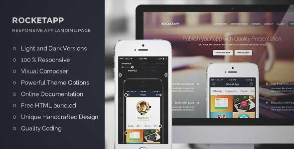Download and review of Rocket App - Responsive App Landing WordPress Theme, one of the best Themeforest Technology themes {Download & review at|Review and download at} {|-> }http://best-wordpress-theme.net/rocket-app-responsive-app-landing-download-review/