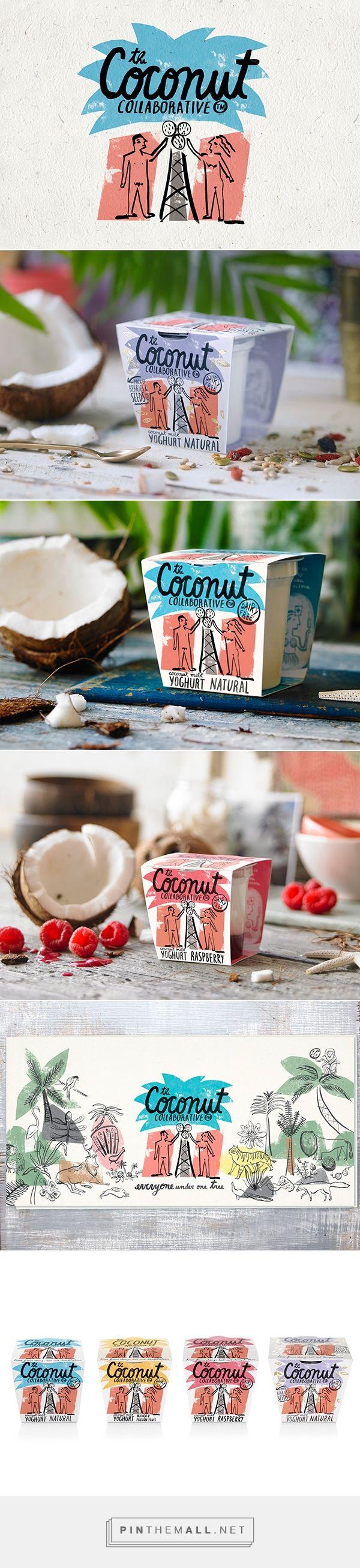 The Coconut Collaborative // coconut milk