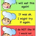 This is a fun visual to be used with behavioral feeding therapy/ food aversion!   Who loves freebies?!  Please don't forget to rate the product! Th...